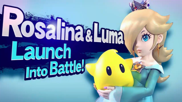 Nintendo Direct - Rosalina & Luma Launch Into Battle! | oprainfall