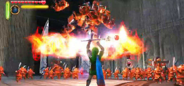 Nintendo Direct - Hyrule Warriors | oprainfall
