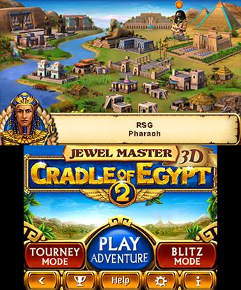 Jewel Master: Cradle of Egypt 2 3D | oprainfall
