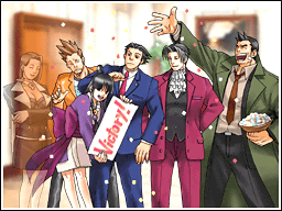 Miles Edgeworth Acquittal