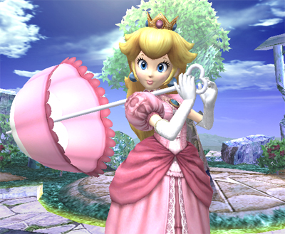 Character of the Week: Peach - Smashing Saturdays | oprainfall