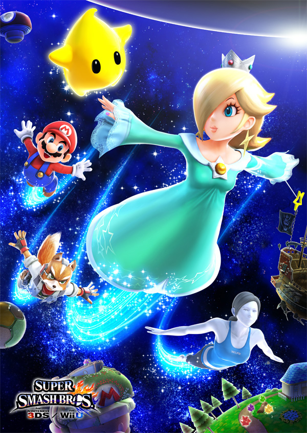 Nintendo Direct - Rosalina Revealed | oprainfall