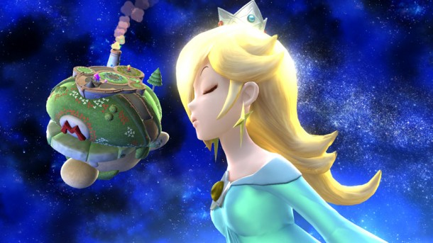 Smashing Saturdays | Rosalina
