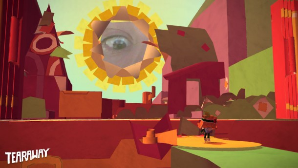 Tearaway - Look Into the World | oprainfall