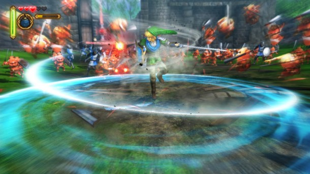 Hyrule Warriors | Spin Attack!