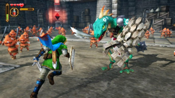 Hyrule Warriors | Impressive Visuals