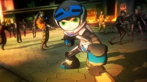 Yaiba: Ninja Gaiden Z - Beck from Mighty No. 9 01 oprainfall