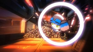 Yaiba: Ninja Gaiden Z - Beck from Mighty No. 9 03 | oprainfall