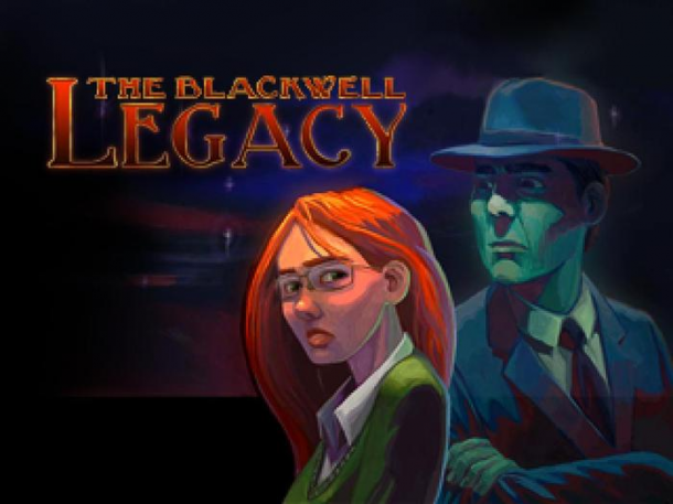 Wadjet Eye Games | The Blackwell Legacy