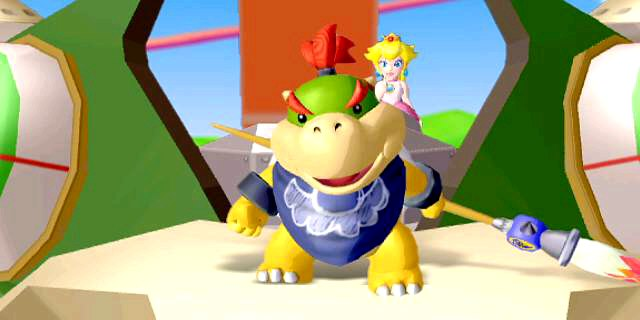 The Legend of Zelda: Breath of the Wild (Like Wario First Thing in the Morning) Bowser-jr-2