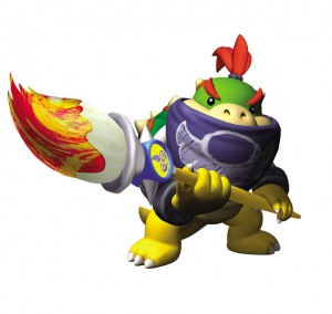 Smashing Saturdays! | Bowser Jr.