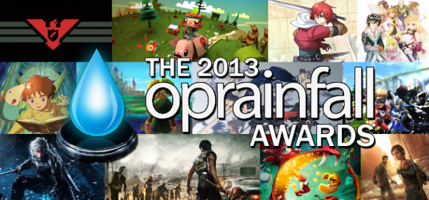 The 2013 oprainfall Awards