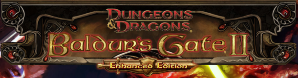 Baldur's Gate II Enhanced Edition - Logo