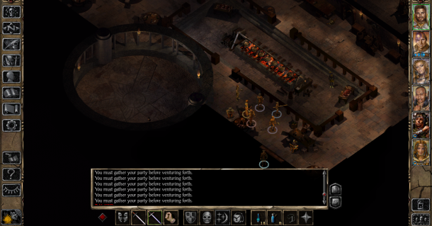 Baldur's Gate II Enhanced Edition | You Must Gather Your Party