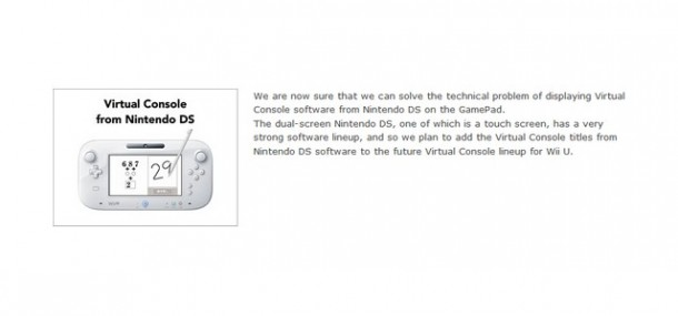 Nintendo Q3 2013 Investor's Briefing: DS on Wii U Virtual Console (English) - E3 2014 Predictions | oprainfall