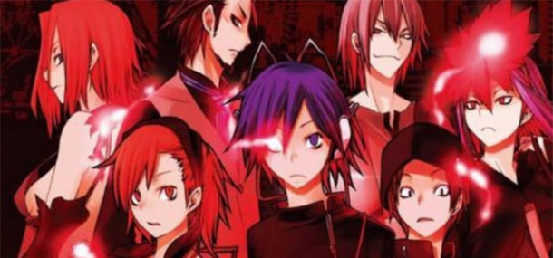 Devil Survivor Overclocked - Characters | oprainfall