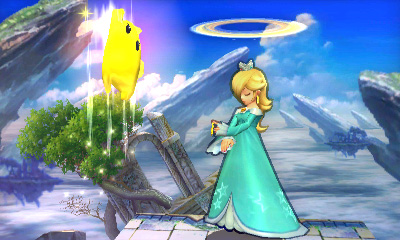 Rosalina and Luma - Smashing Saturdays | oprainfall