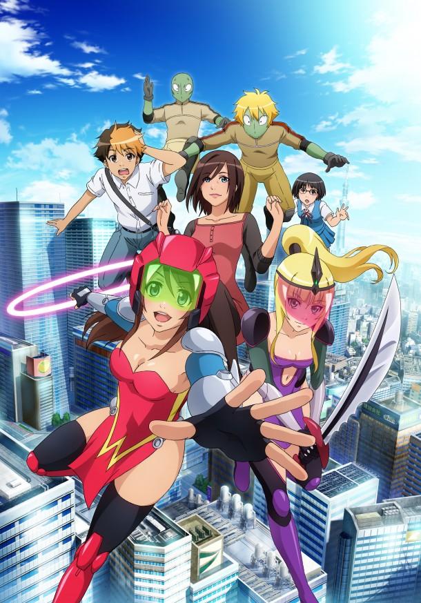 Wonder Momo Anime Poster