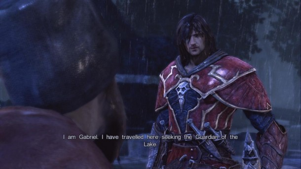 Castlevania: Lords of Shadow | Gabriel Belmont
