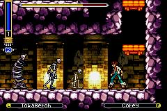Shaman King - Master of Spirits | Castlevania Resemblance