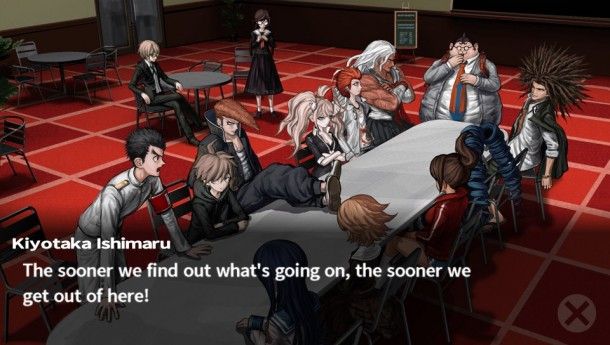 Danganronpa: Trigger Happy Havoc | Students