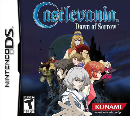 Castlevania: Dawn of Sorrow | oprainfall