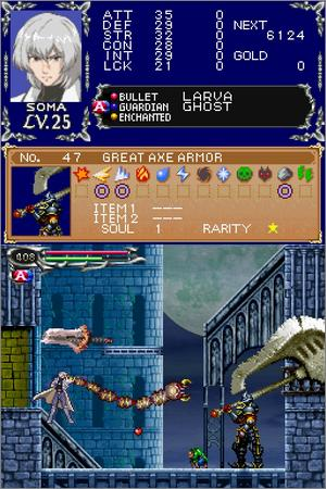 Castlevania: Dawn of Sorrow | Enemies Everywhere