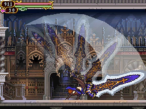 Castlevania: Order of Ecclesia | oprainfall