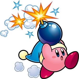 Nintendo Direct | Bomb Kirby