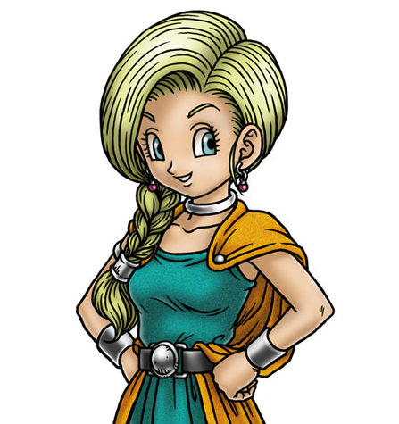 Dragon Quest V - Bianca Whitaker | oprainfall