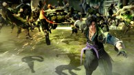 Lu Bu's daughter and more appearing as new characters in Tecmo Koei's latest update to Dynasty Warriors 8.