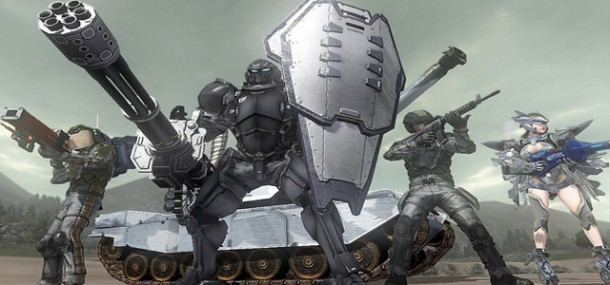 Earth Defense Force 2025 Feature