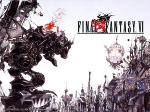 Final Fantasy VI for iPad (Japanese) | Cover Art