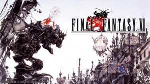 Final Fantasy VI for iPhone (Japanese) | Cover Art