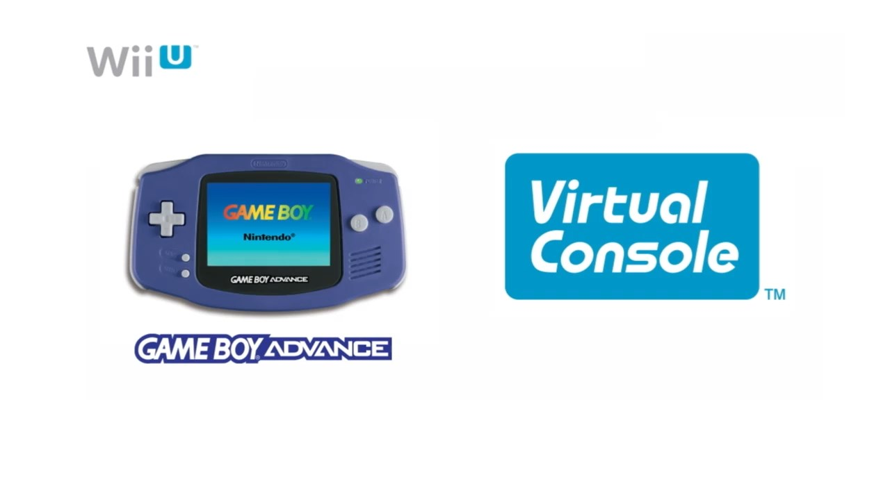 Gameboy Advance Classics To Hit Wii U Virtual Console Throughout April