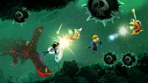 Rayman Legends (Xbox One) | Splinter Ray