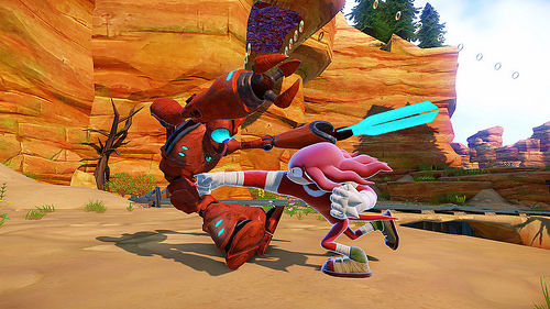 Sonic Boom | Knuckles