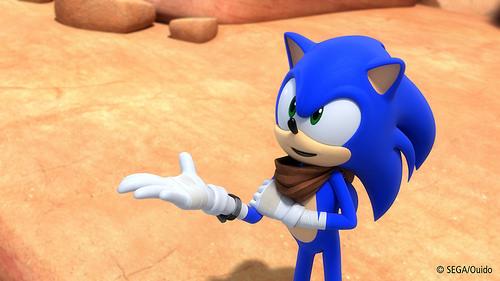 Sonic Boom (TV Series) | Sonic
