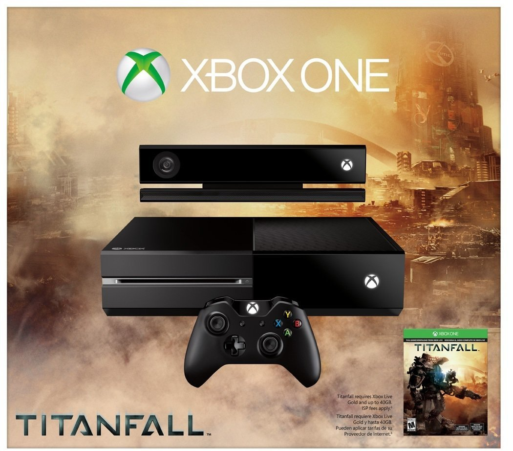 Xbox One Titanfall Bundle Available for Pre-OrderXbox One Titanfall Bundle
