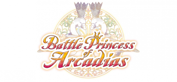 Battle Princess of Arcadias - Logo | oprainfall