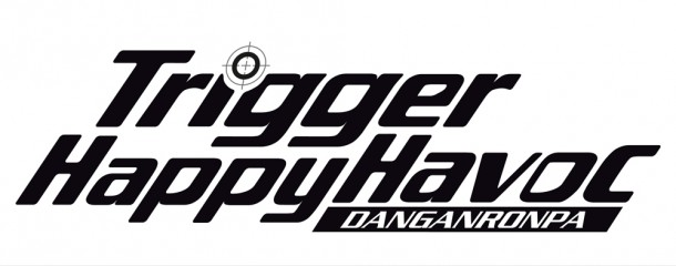 Danganronpa: Trigger Happy Havoc | Logo