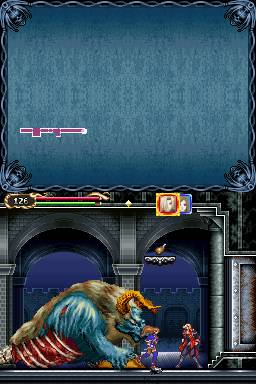 Castlevania: Portrait of Ruin | Boss
