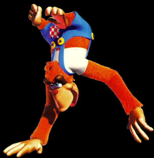 Lanky Kong: Orangstand - Smashing Saturdays!   oprainfall
