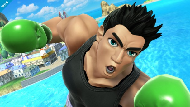Little Mac Smash Bros
