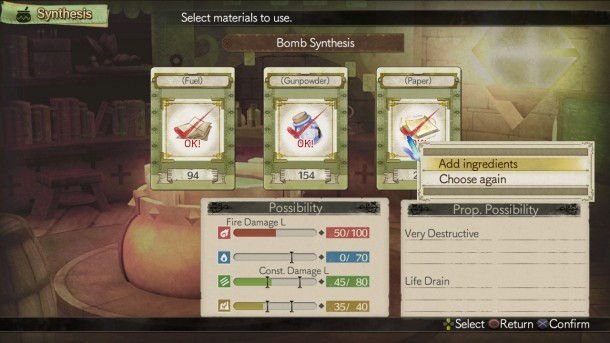 Atelier Escha & Logy: Alchemists of the Dusk Sky | oprainfall