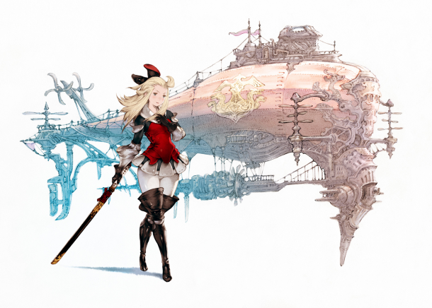 Building Character: Edea Lee