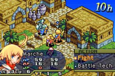 Final Fantasy Tactics Advance | Most Wanted Game Boy Advance Games for Virtual Console