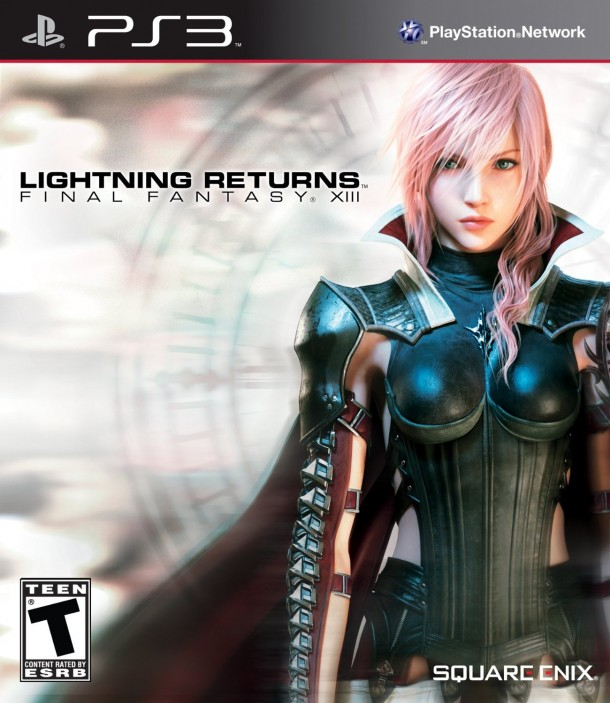 Lightning Returns: Final Fantasy XIII | Box Art (PS3, North America)