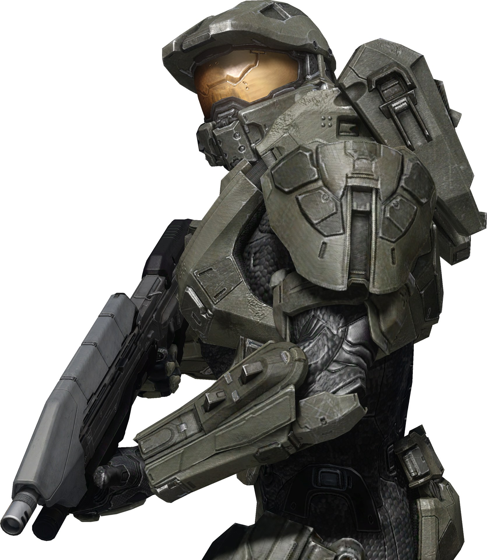 [April Fools 2014] Building Character: Master Chief