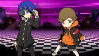The newest round of Persona Q character trailers feature Ken Amada and Naoto Shirogane.
